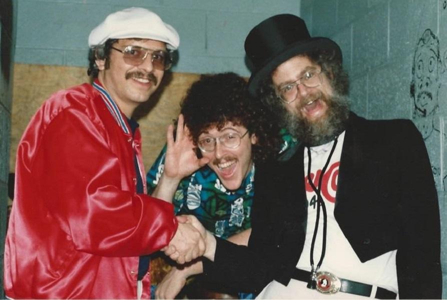 Weird Al & Dr. D. Dr.