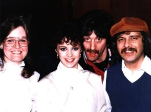 Sheena Easton (QVC, For Your Eyes Only, Morning Train 9-5, Modern Girl) with Mark Parenteau